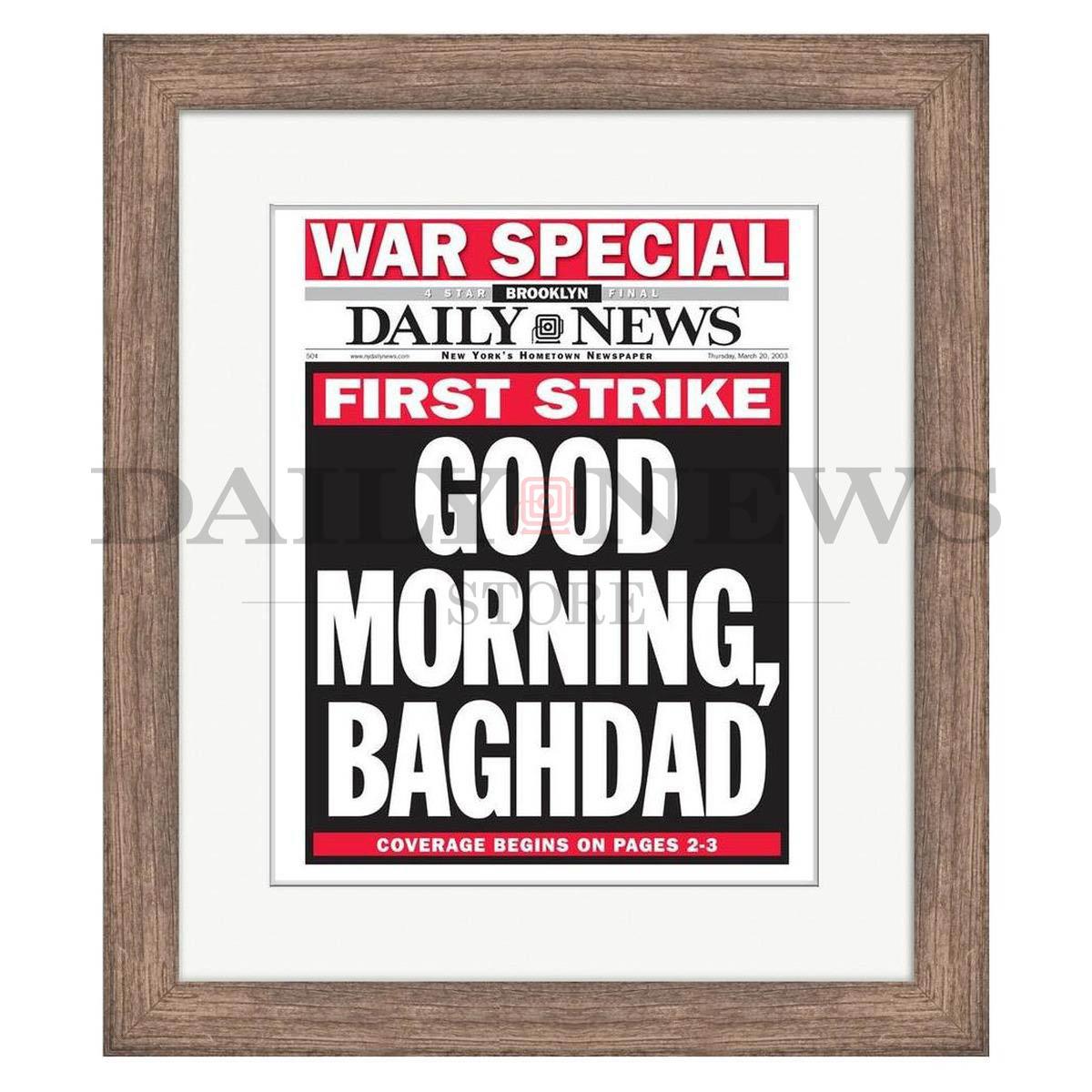 Good Morning, Baghdad - 3/20/2003