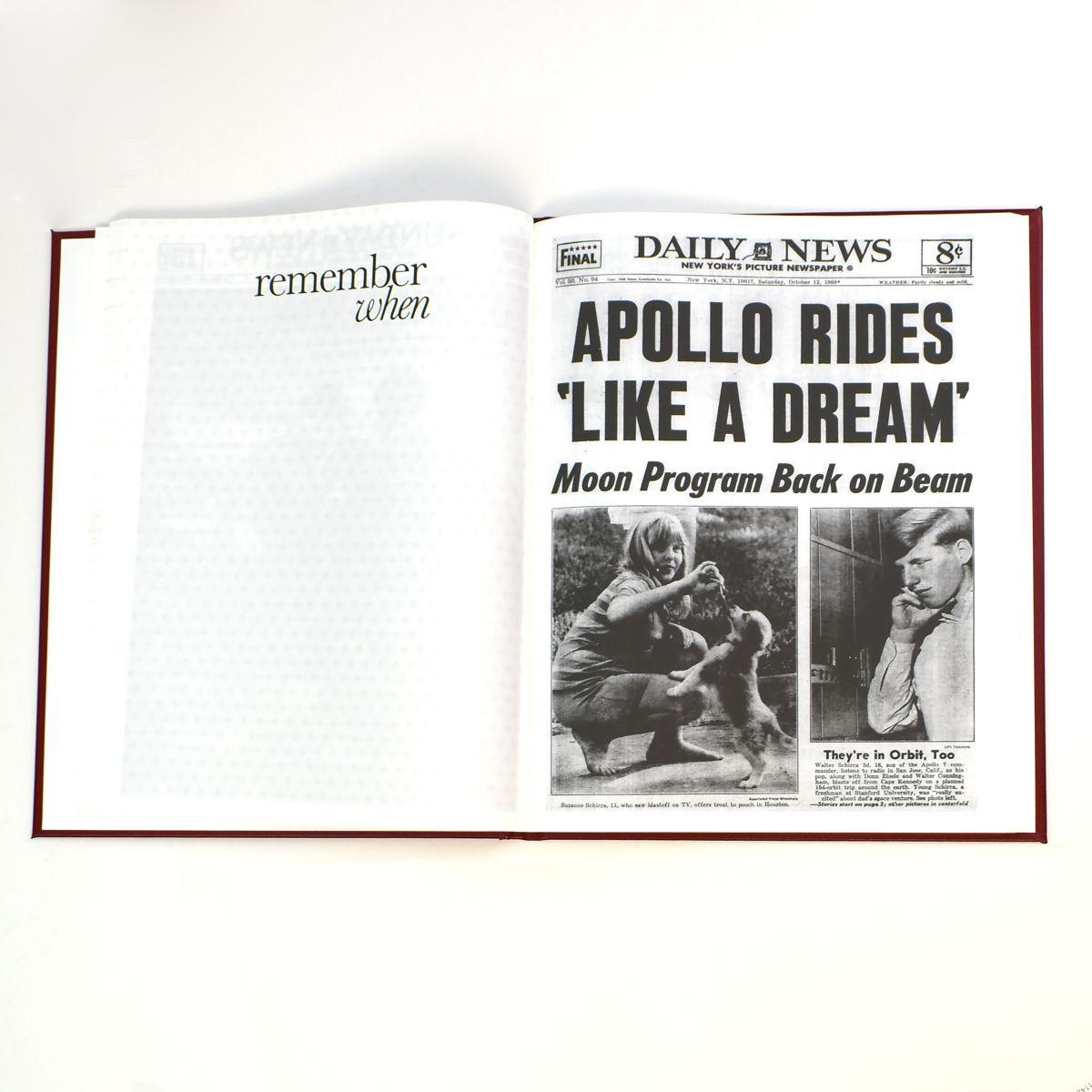 New York Daily News Birthday Book