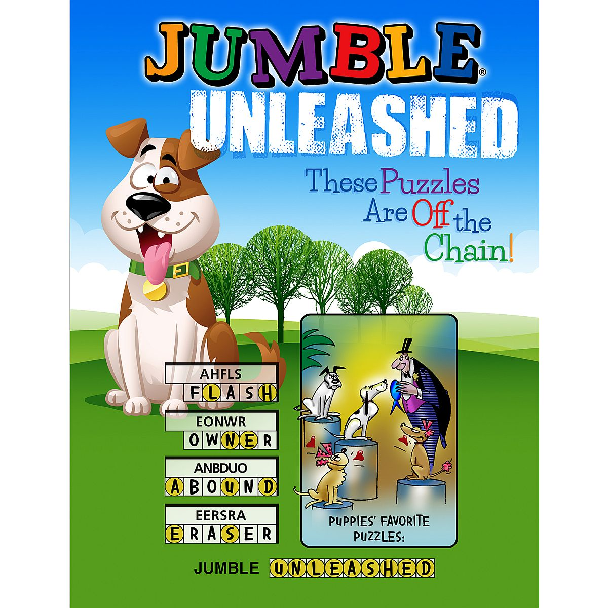 Jumble Unleashed