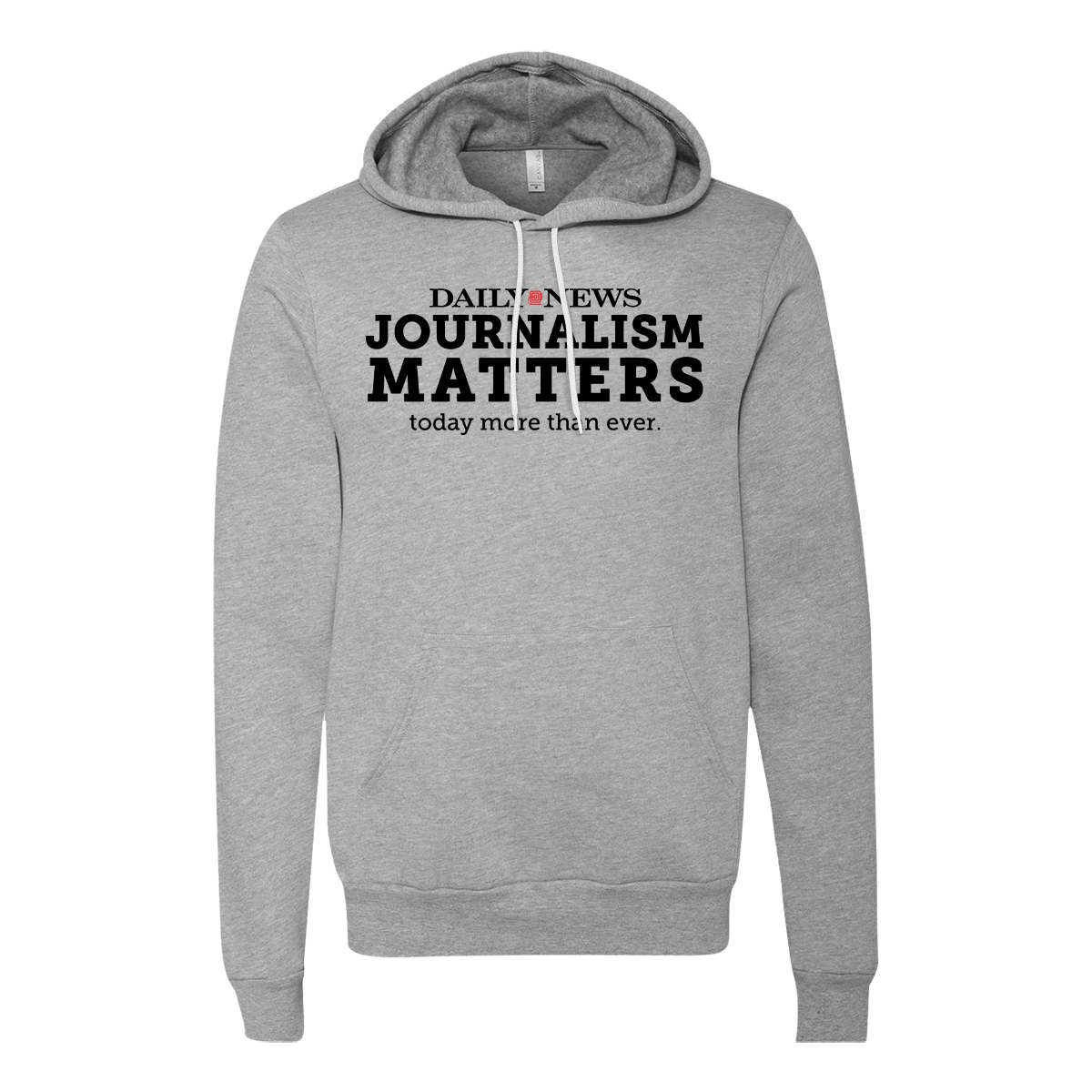 Daily News Journalism Matters Hoodie