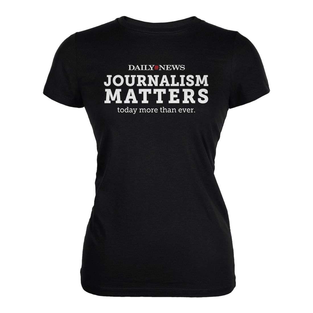 NYDN Journalism Matters Women's T-Shirt