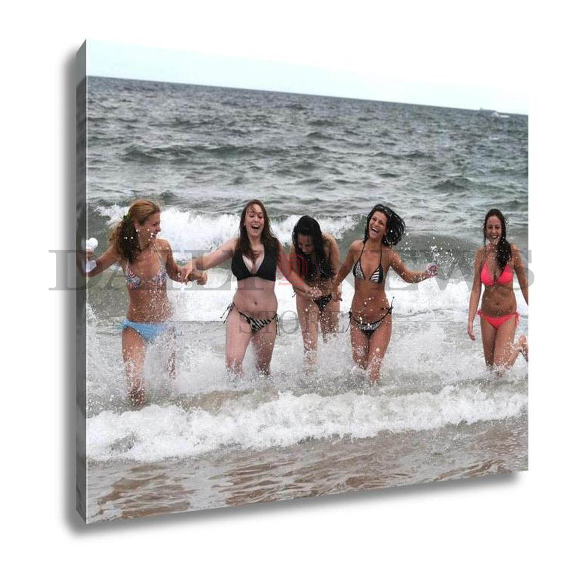 Bathers 2009
