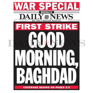 Good Morning, Baghdad - 3/20/2003