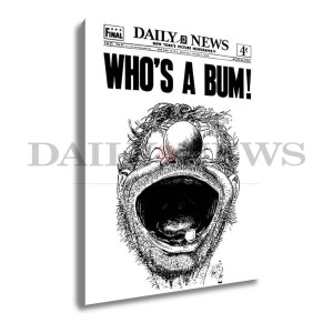 Who's A Bum! - 10/5/1955