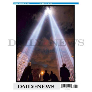 World Trade Center Tribute - 9/12/2006