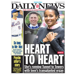 Daily News Back Issues