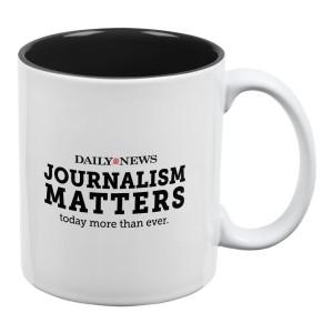 NYDN Journalism Matters Mug