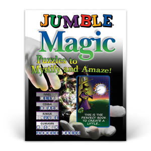 Jumble! Magic