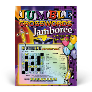 Jumble! Crosswords Jamboree