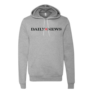 Daily News Pullover Hoodie