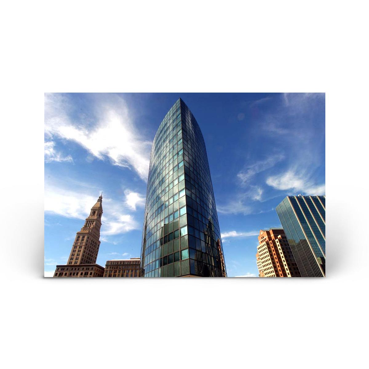 Connecticut Scenery: Phoenix Life Insurance Building