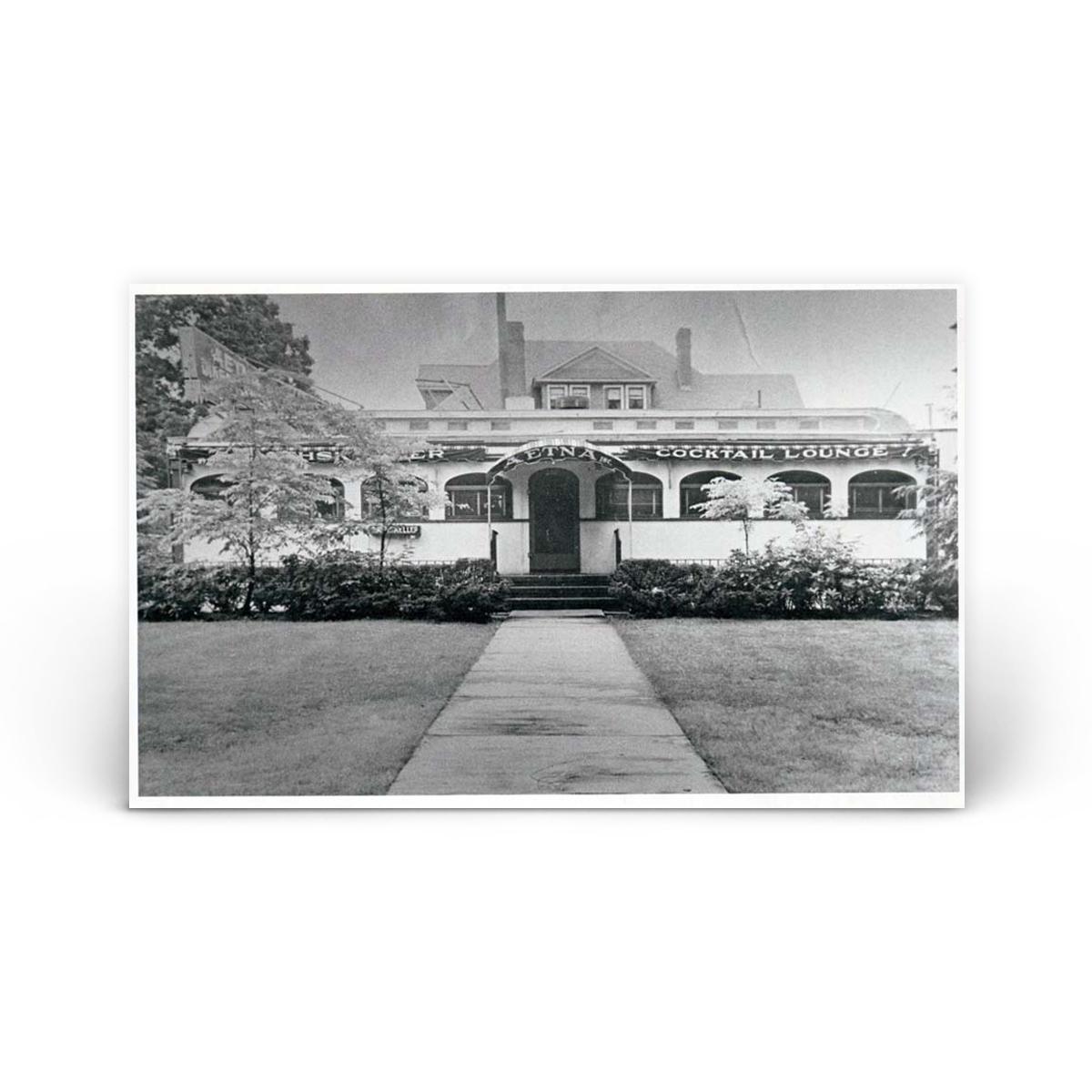 Historical Photos: Aetna Restaurant