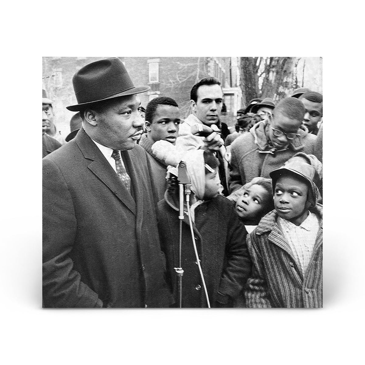Historical Photos: MLK on Martin Street 1964