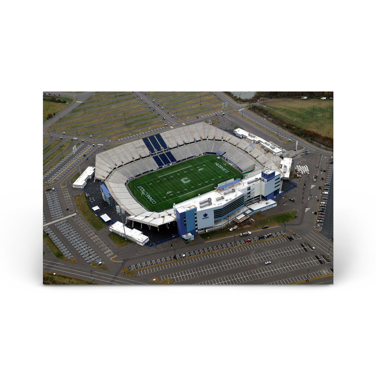Sports: UConn Football Rentschler Field