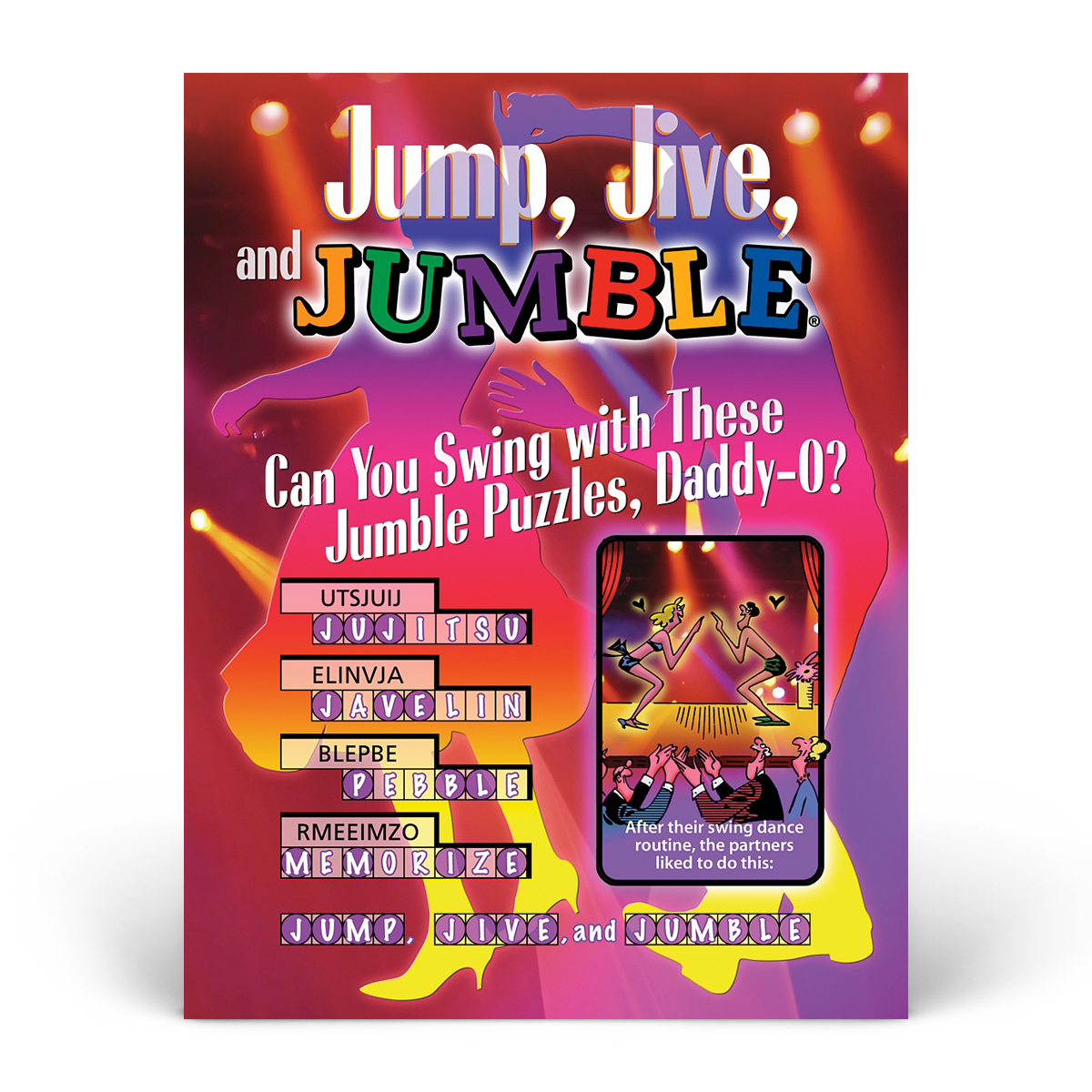 Jump, Jive, and Jumble!