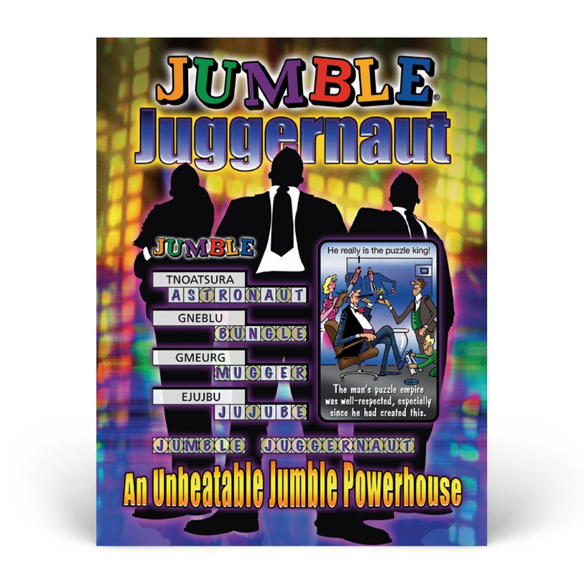 Jumble! Juggernaut