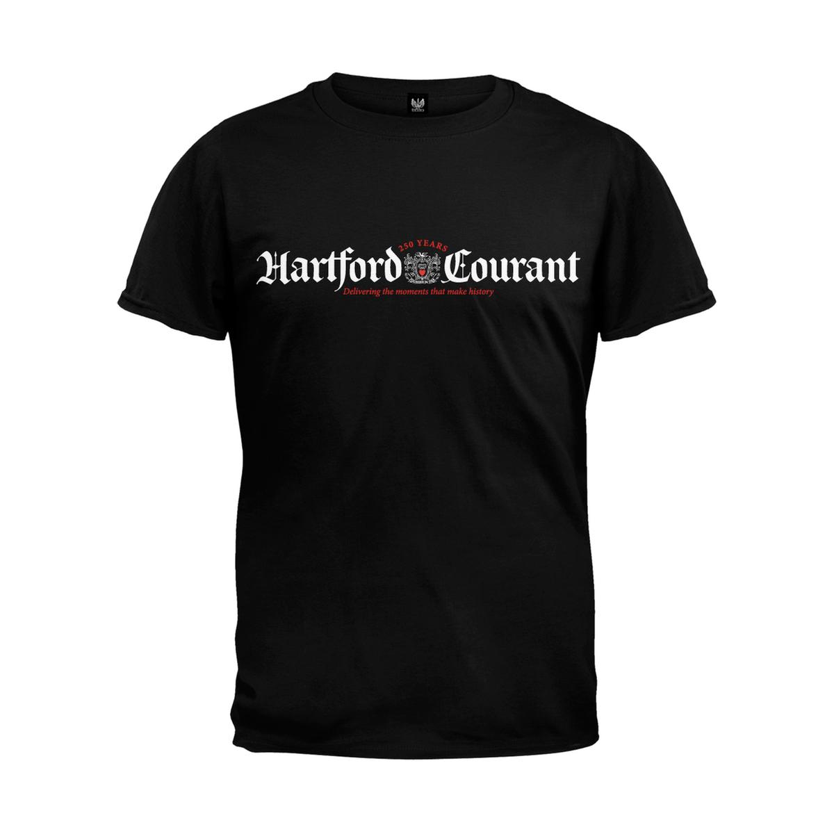 Hartford Courant Standard Logo T-Shirt