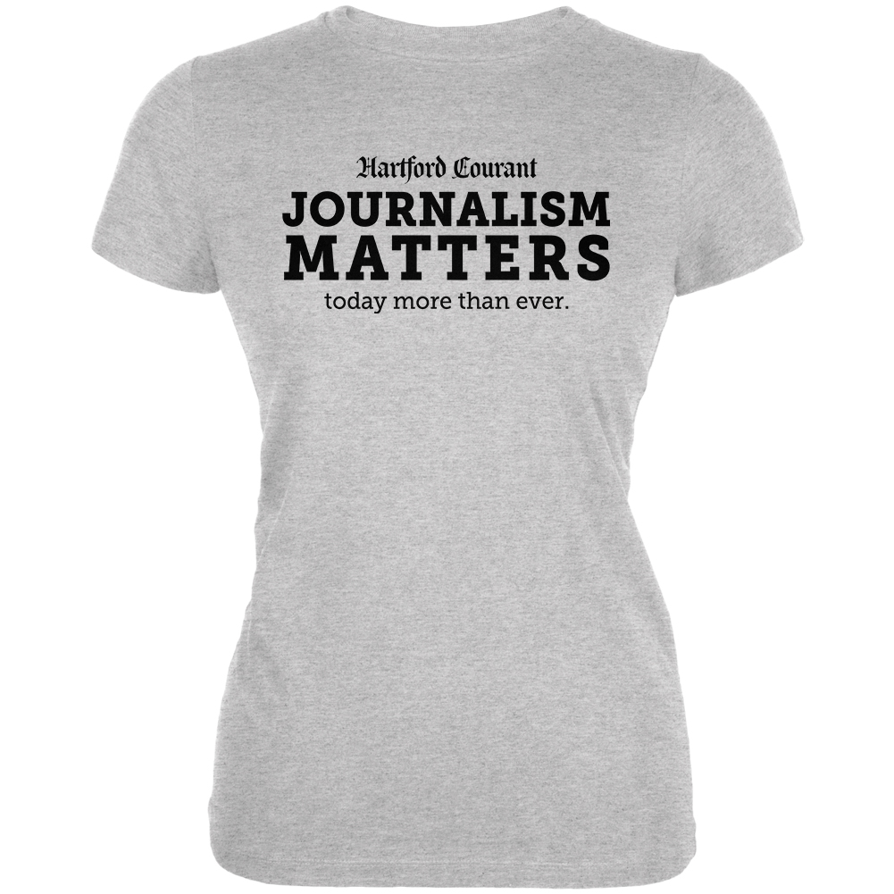 Hartford Courant Journalism Matters Women's T-Shirt