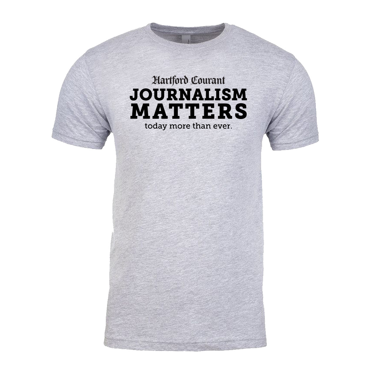 Hartford Courant Journalism Matters Shirt