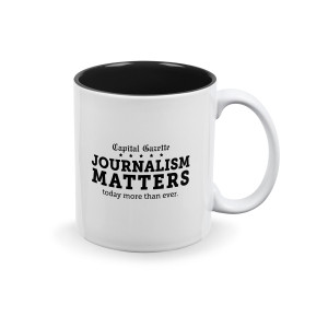 Capital Gazette Journalism Matters Mug