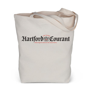 Hartford Courant 250th Anniversary Tote Bag