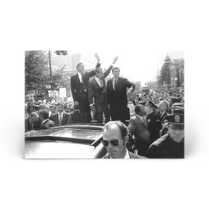 Historic Photos: Nixon Visits Hartford