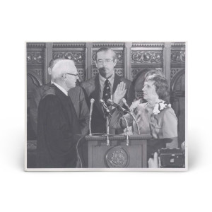 Historical Photos: Grasso Takes Office