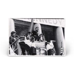 Historical Photos: John F. Kennedy at Hartford Times Building