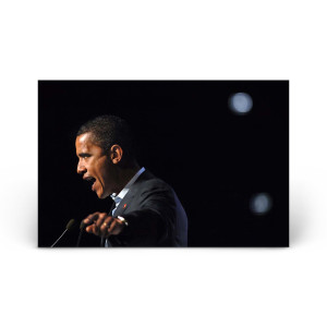 Historical Photos: Obama at the Harford Civic Center