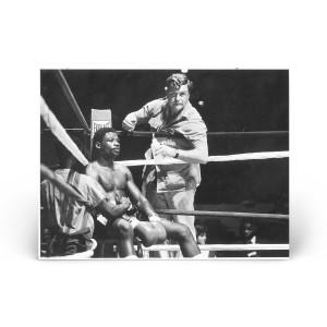 Sports: Hartford Boxer - Marlon Starling