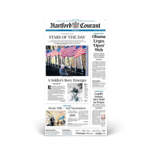 Hartford Courant Back Issues