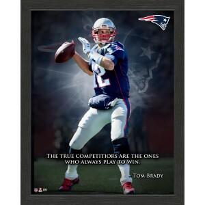 Tom Brady Inspiration Frame