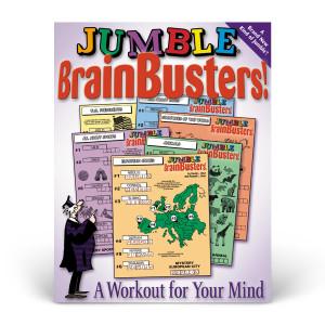 Jumble! BrainBusters!
