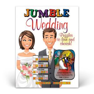Jumble! Wedding
