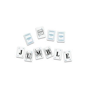 Jumble Lexicon GO! Game
