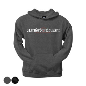 Hartford Courant Standard Logo Pullover Hoodie