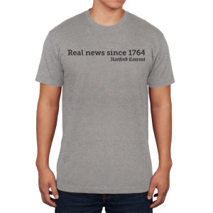 "Hartford Courant ""Real News"" T-Shirt"