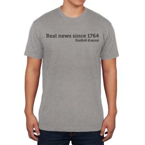 "Hartford Courant ""Real News"" T-Shirt"