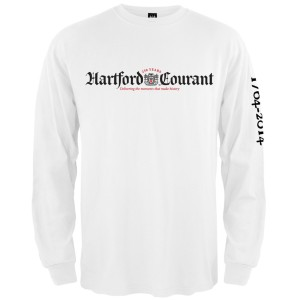 Hartford Courant Standard Logo Long Sleeve