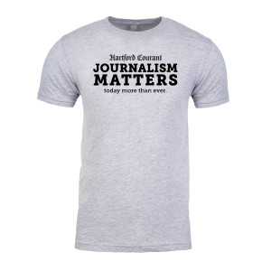 Hartford Courant Journalism Matters Shirt