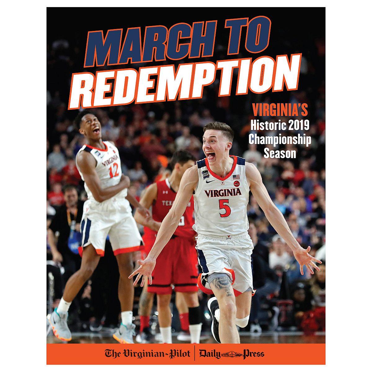 March to Redemption: Virginia's Historic 2019 Championship Season