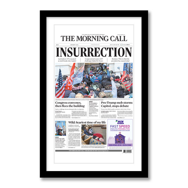 """Insurrection"" 1/7/2021 Page Print"