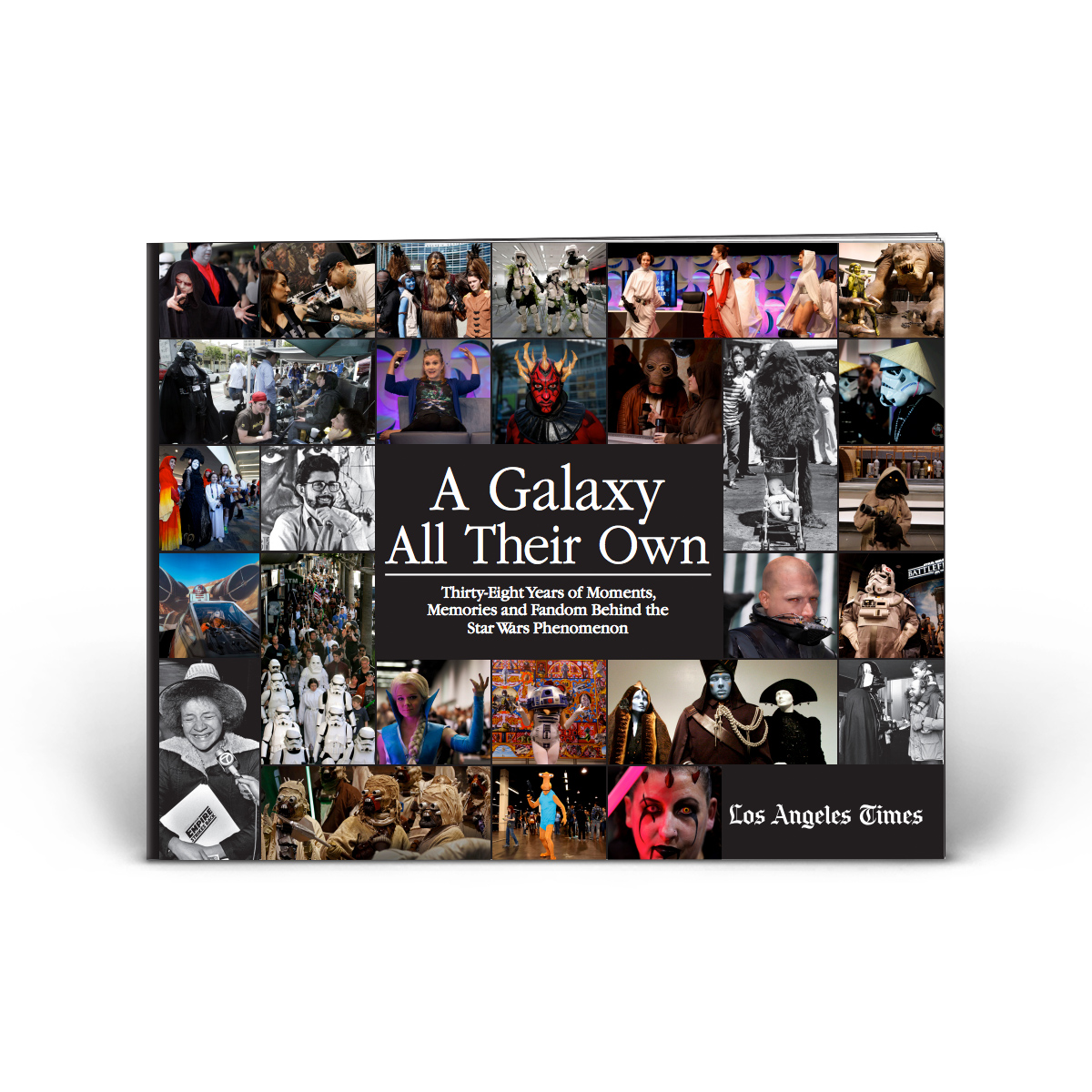 """A Galaxy All Their Own"" Star Wars Book"