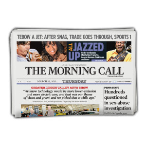 The Morning Call Back Issues