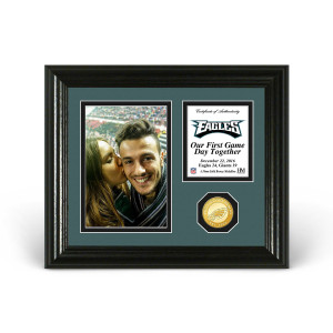 Philadelphia Eagles Game Day Personalized Photo Frame