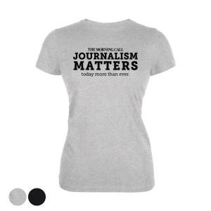 Morning Call Journalism Matters Women's T-Shirt