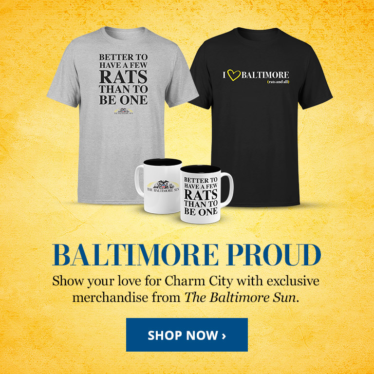 Baltimore Proud Collection
