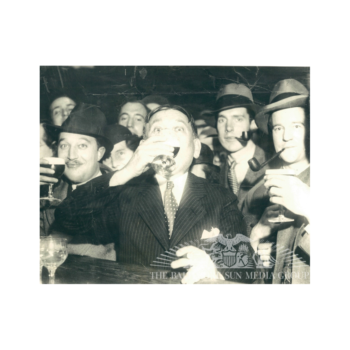 End of Prohibition (1933)