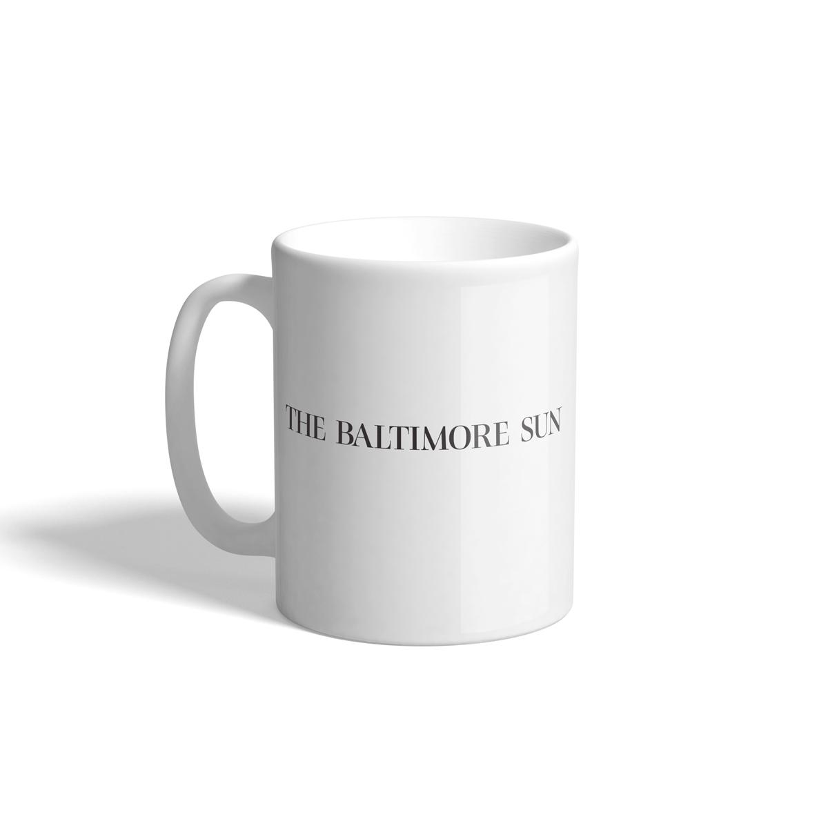 Baltimore Sun Mug