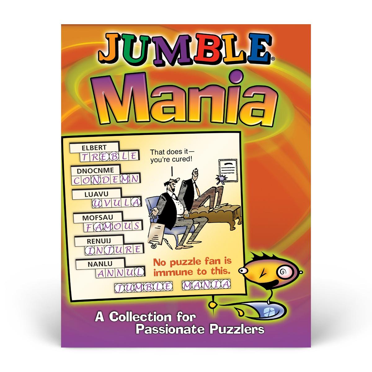 Jumble! Mania
